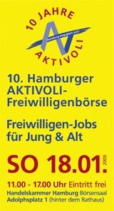 Hamburger Freiwilligenbörse 2009