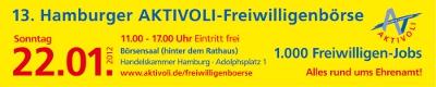 AKTIVOLI Freiwilligenbörse 2012 Hamburg