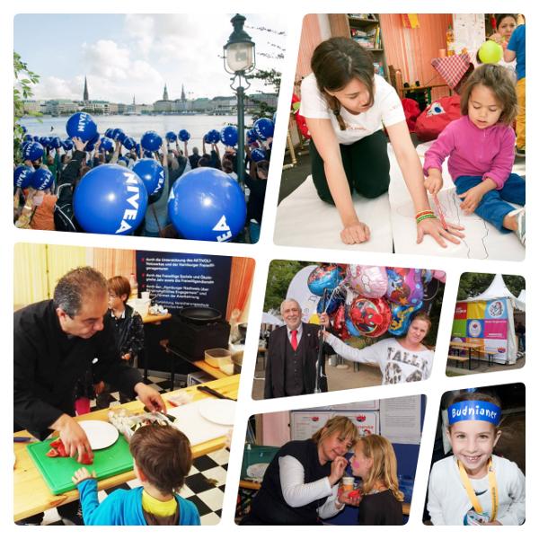 Kinderfestival auf dem Alstervergnügen 2017